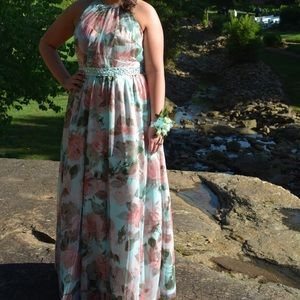 Dresses & Skirts - I'm selling my Prom Dress!!! Worn Once!!!